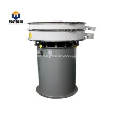 fine mine circular vibrating screener machine
