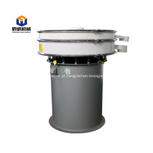 máquina de peneira vibratória circular de mina fina