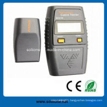LAN Cable Tester with LCD Back-Light Instruction