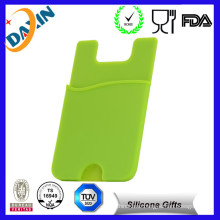 Fast Delivery 3m adhesive Touch U Silicone Mobile Phone Stand