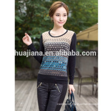 women's worsted cashmere sweater price