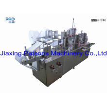 Toallitas húmedas que hacen la máquina Máquina de fabricación de toallitas húmedas de un solo paquete