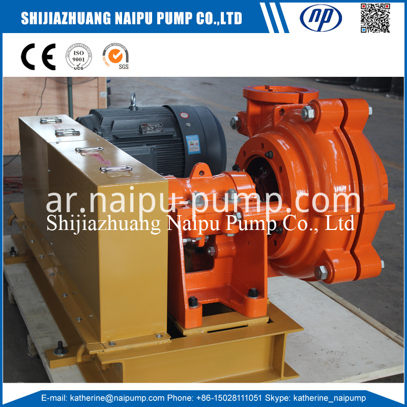 V Velt Slurry Pump