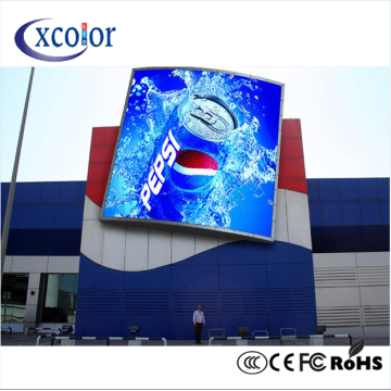 Big Screen High Brightness Outdoor P4 Led Screen