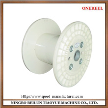 small plastic wire spool
