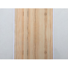 Wood Hot Stamp PVC Panell PVC Teto Painel de parede de PVC