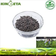 Fruit crops carbon base fertilizer