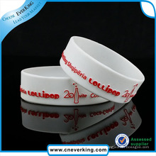 Factory Price Bulk Silicone Wristband for Promotional Gift