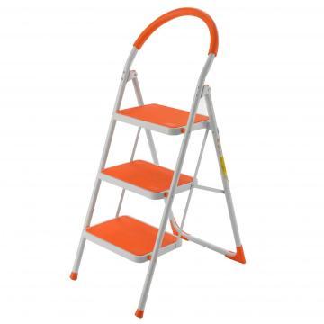 Escada doméstica de escada de aço
