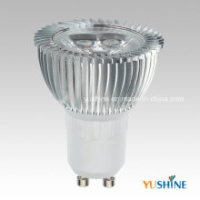 Утверждение CE Светодиодный свет GU10 3.5W