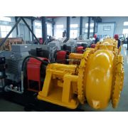 Heavy duty large capacity sand dredging pump DGD