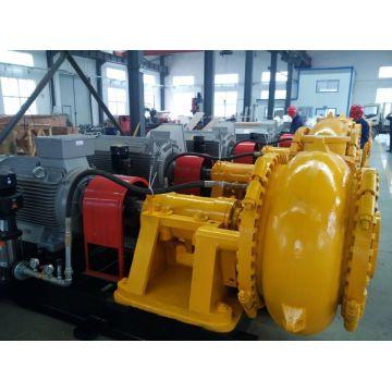 Pompa per dragaggio di sabbia di grande capacità per carichi pesanti DGD