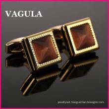 VAGULA Quality Catseye French Cufflinks L52504