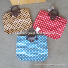 Große Kapazität Einkaufstasche Handtasche Folding Beach Bag