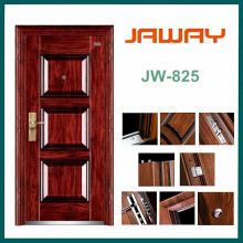 Factory Made Cheap Security Steel Doors
