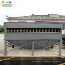 Collecteur de poussière de cyclone d'épurateur humide pour le nettoyage de gaz de chaudière