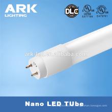 UL DLC listados Nano T8 levou tubo, 170 lm / w modelo duplo compatível 10w T8 levou luz tubo