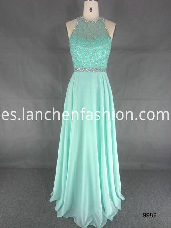 Beaded Prom Gowns