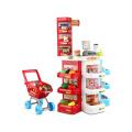 Conjunto de brinquedos de cozinha de plástico 32PCS Play Shopkins Toys