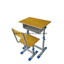 Escritorio de la escuela del estudiante, muebles del cabrito Mesa ajustable