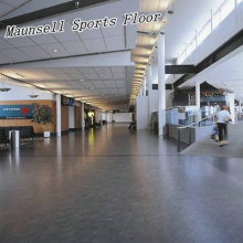 Good Quality PVC/Homogeneous Floor for Airport/Subway/Office