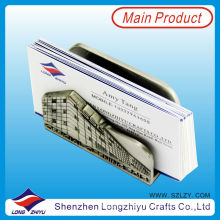 Adhesive Card Holder Metal Business Card Holder