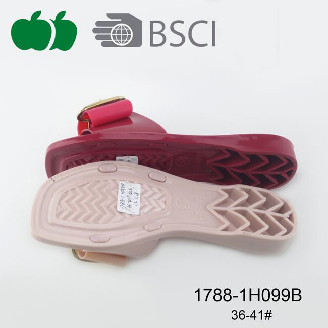 women pvc slippers