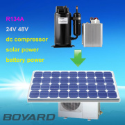camping 48v compressor battery powered for 2kw solar power system of outdoor industrial BTS mobile telecom shelter