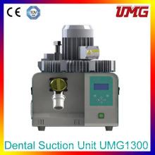 Máquina de succión dental portátil para 4-5 unidades dentales