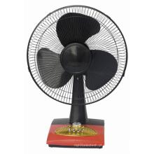 Novo modelo de design de ventilador de mesa de 16 polegadas