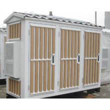 Holz Kunststoff Composite, WPC Haus