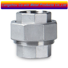 304 Cast Pipe Fitting Union 1 inch Female