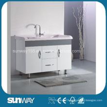 Hot Laundry Cabinet Modern Laundry Wash Tub (SW-2026)