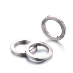 Permanent neodymium ring sintered ndfeb magnet