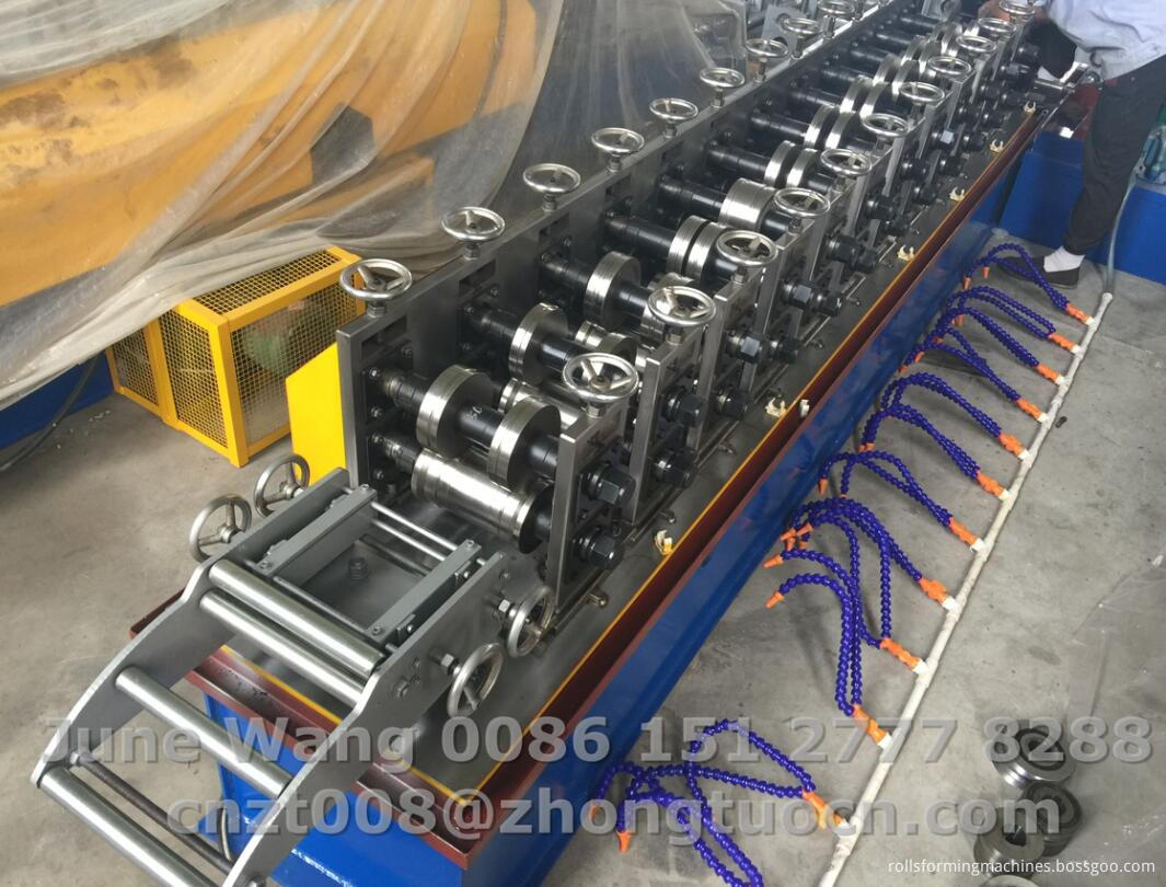 75C channel machine