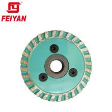 China Feiyan Mini Turbo Blade diamond tool  For cutting  Granite stone