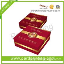 High Quality Gift Box Manufacturer, Magnetic Gift Box, Paper Gift Bo (QBG-1112)