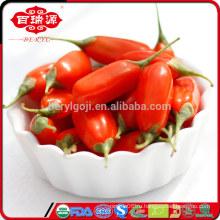 Органические сушеные ягоды goji сушеные фрукты оптовик