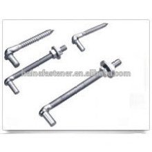 L Bolt ,Anchor Bolt With Nut And Washers