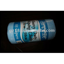 sunplace Non-сплетенная ткань очистки ткани & салфетка Улучшенный абсорбционные свойства и сушки свойства