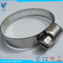 EN 304 Argamassas de mangueira de aço inoxidável de 14,2 mm utilizadas em equipamentos médicos