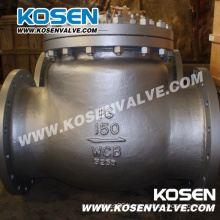 API Cast Steel Swing Type Check Valve