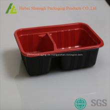 Einweg-Lebensmittel-Container mit Deckel