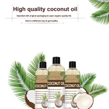Private Label Wholesale Fractionated Extra Cold Pressed Organic Raw Virgin Coconut Oil in Bulk