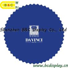 Dessous-de-plat de café de forme ronde, tapis de Tea Plac, tapis de bière et caboteurs d'hôtel avec le GV (B & C-G109)