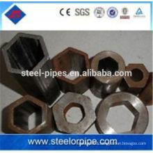 High Precision hexagonal shape steel pipe