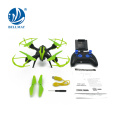 2.4G WIFI Quadcopter 4CH 6-Axis Gyro Real Time Video Drone Quadcopter with Altitude Hold Track Flight Mode