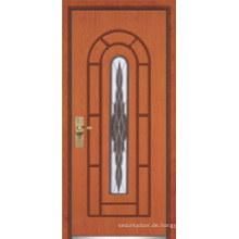 Stahl Holztür / Safe Tür (YF-G9015)