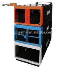 Estação de carregamento do telefone da segurança de ZMEZME / armário para o armazenamento / móvel / temporizador com CE