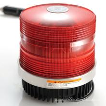 Flash LED lumière AVERTISSEMENT Beacon (HL-213 rouge)